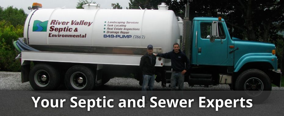 Your Septic and Sewer Experts
